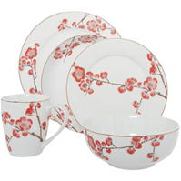 Biba Cherry Blossom Dinner Plate