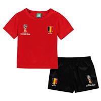 FIFA World Cup Russia 2018 Belgium Mini Kit de Bebelusi