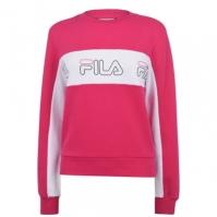 Bluze trening Fila Gemma Crew pentru Femei