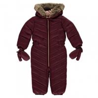 Firetrap Luxury Bubble Snowsuit Babies