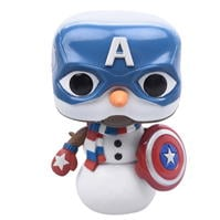 Funko Holiday Captain America