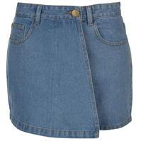 Fusta pantaloni Golddigga Denim pentru Femei