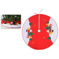 The Spirit Of Christmas Tree Skirt
