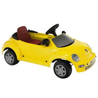 Gamesson Beetle Yellow Pedal Car