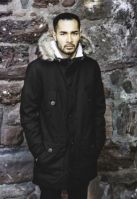 Sherpa Lined Cotton Parka Urban Classics