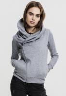 Jacheta cu Fermoar Asymetric pentru Femei Urban Classics