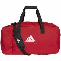 Geanta Adidas Tiro Duffel M rosu DU1987 copii teamwear adidas teamwear