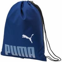 Geanta adidasi Puma Plus albastru 075485 02
