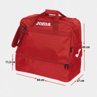 Geanta Joma antrenament III rosu -medium-