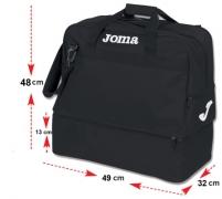 Geanta Joma antrenament III negru -large-
