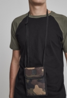Neck Pouch Oxford wood-camuflaj Urban Classics
