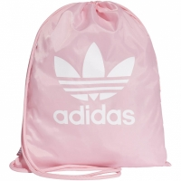Geanta sala Geanta de Adidasi Adidas Trefoil roz D98919