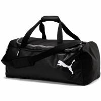 Geanta sala sport Puma Fundamentals M negru 075528 01