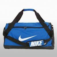 Geanta de sala albastra Nike Brasilia Medium Duffle Unisex adulti