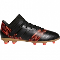 Ghete fotbal adidas NEMEZIZ 17.3 FG CP9165 copii