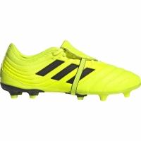 Ghete de fotbal Adidas Copa Gloro 192 FG galben F35491