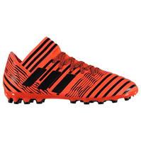 Ghete fotbal adidas Nemeziz 17.3 AG Junior