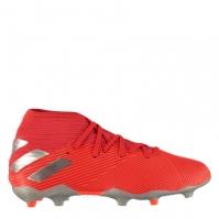 Ghete fotbal adidas Nemeziz 19.3 FG Junior