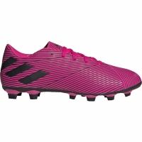 Ghete de fotbal Adidas Nemeziz 194 FxG roz F34392