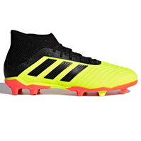 Ghete fotbal adidas Predator 18.1 FG Junior