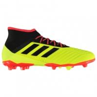 Ghete fotbal adidas Predator 18.2 FG pentru Barbati