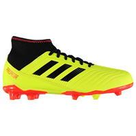 Ghete fotbal adidas Predator 18.3 FG Junior