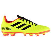 Ghete fotbal adidas Predator 18.4 FG pentru Barbati