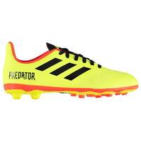 Ghete fotbal adidas Predator 18.4 FG de Copii