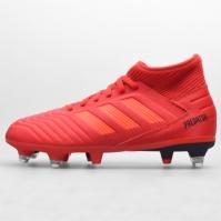 Ghete fotbal adidas Predator 19.3 SG Junior