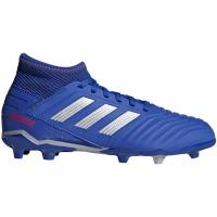 Ghete de fotbal Adidas Predator 193 FG albastru CM8533 copii