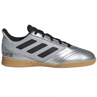 Ghete de fotbal Adidas Predator 194 IN Room Silver G25829 copii