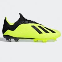 Ghete de fotbal adidas X 18.2 FG pentru Barbati