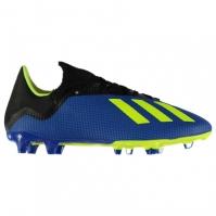Ghete fotbal adidas X 18.3 FG pentru Barbati