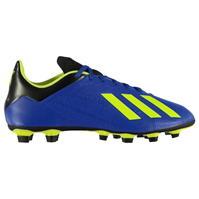 Ghete de fotbal adidas X 18.4 FG pentru Barbati