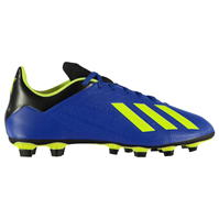 Ghete fotbal adidas X 18.4 FG pentru Barbati