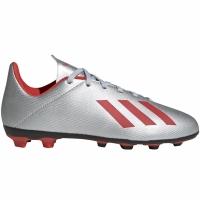 Ghete de fotbal Adidas X 194 FxG Silver F35362 copii