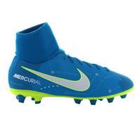 Ghete fotbal Nike Mercurial Victory Neymar DF AG de baieti Junior