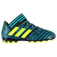 Ghete fotbal adidas Nemeziz 17.3 FG Child de baieti