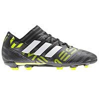 Ghete fotbal adidas Nemeziz Mess 17.1 FG Junior