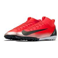 Ghete fotbal Nike Mercurial Superfly Academy CR7 DF FG Junior