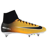 Ghete fotbal Nike Mercurial Victory Dynamic Fit SG de baieti Junior