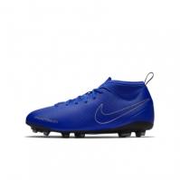 Ghete fotbal Nike Phantom Vision Club DF FG de Copii