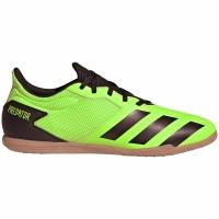 Ghete fotbal sala Adidas Predator 204 IN fotbal Sala verde- negru EH3005