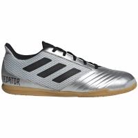 Ghete fotbal sala Adidas Predator 194 IN Silver Room F35630 barbati