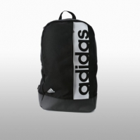 Ghiozdan negru adidas Lin Per Bp S99967 Unisex