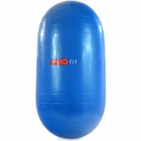 Minge fitness CAPSULE PROFIT albastru + pompa