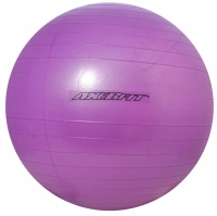 Minge Gimnastica BALL AXER ANTI BURST 75cm violet / A1763 femei sport Axer sport