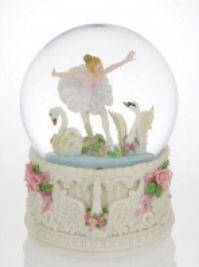 Glob Muzical Balerina si lebedele