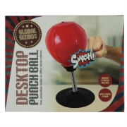 Global Gizmos Desktop Punch Ball