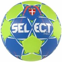 Handbal Select Ateca 2 verde-albastru 16536 pentru copii